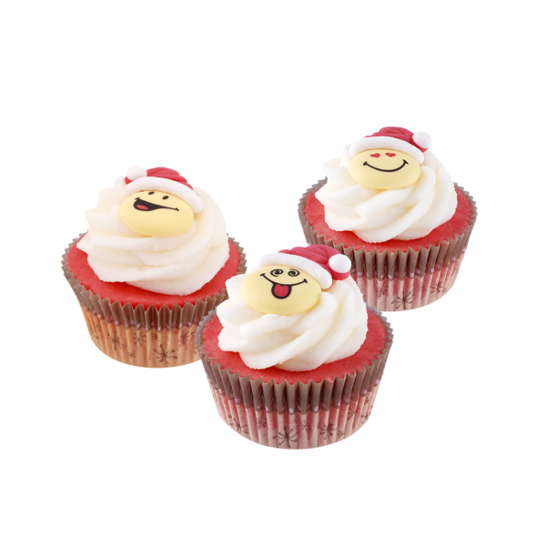 Bade Cupcake Holiday Fun
